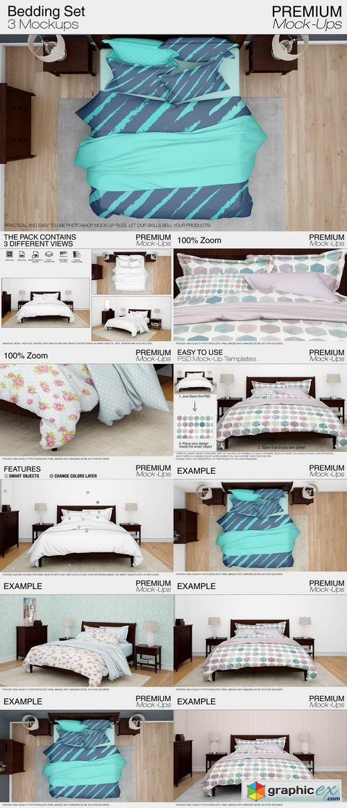 Beddings Pack 1853877