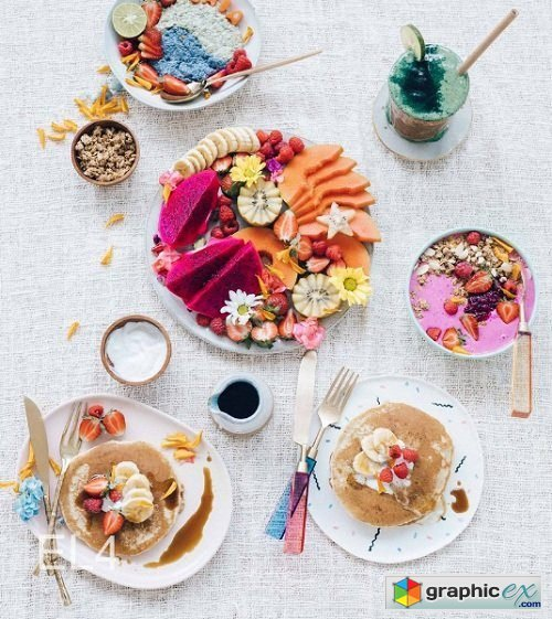 DOYOUTRAVEL X GYPSEALUST Presets - Foodie Collection