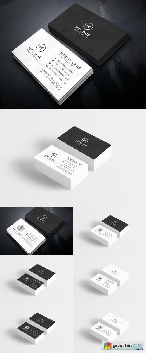 2 Business Card