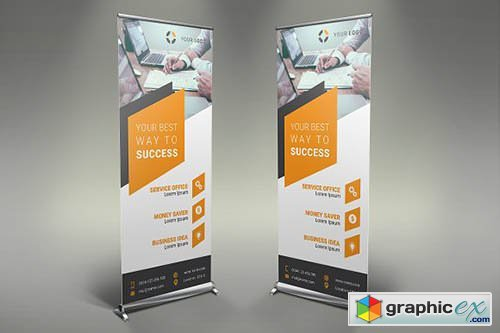 Business Roll Up Banner 2065102