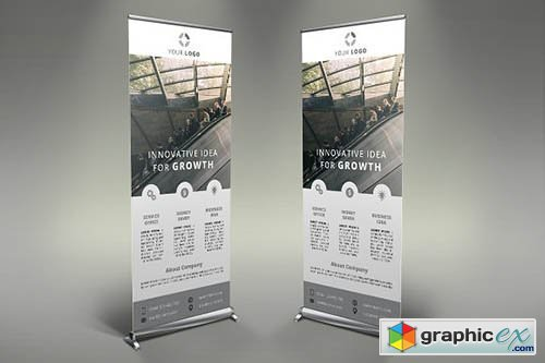 Business Roll Up Banner 2065130
