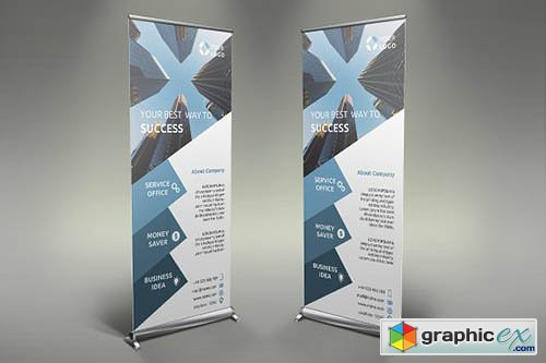 Business Roll Up Banner 2065169