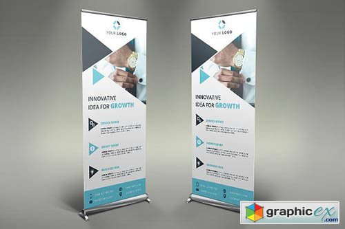 Business Roll Up Banner 2066006