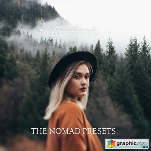 The Coley Nomad Lightroom Presets » Free Download Vector Stock Image