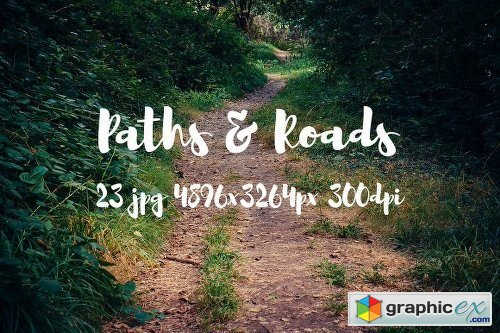 Roads & Paths II