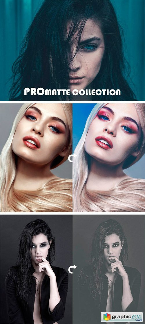 Matte Lightroom Presets 2131566