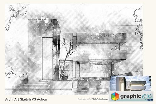 Pencil sketch photoshop action 17227306 torrent