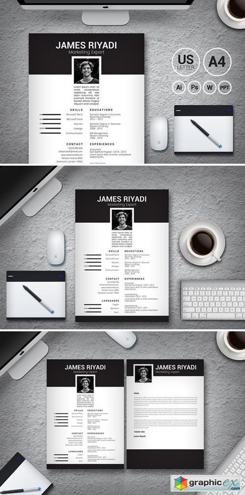 James Black Resume | 2 pages