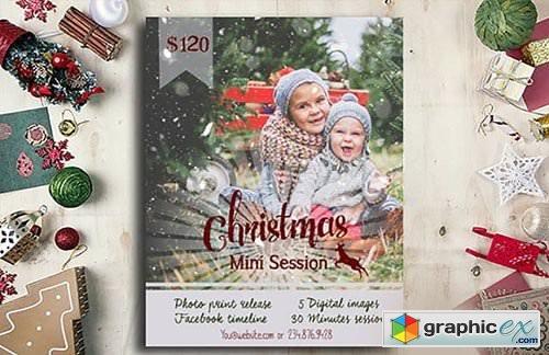 Christmas Mini Session Template 2110031