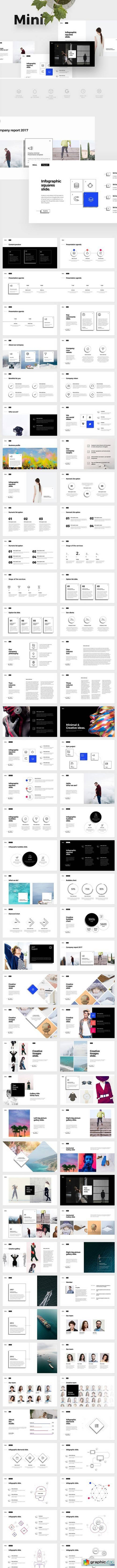 MINI Keynote Template