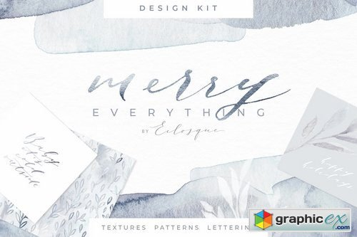 Merry Everything Design Kit