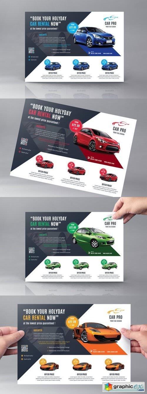 Car Sale Business Flyer