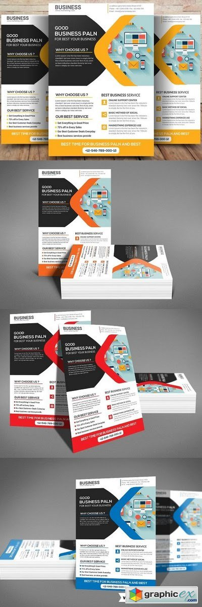 Business Flyer 2129406