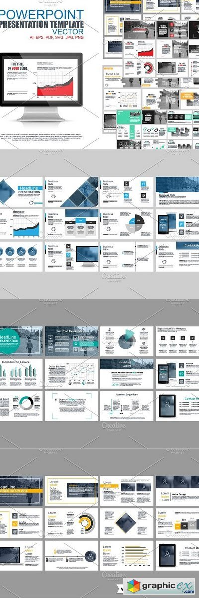 Indesign Powerpoint Templates