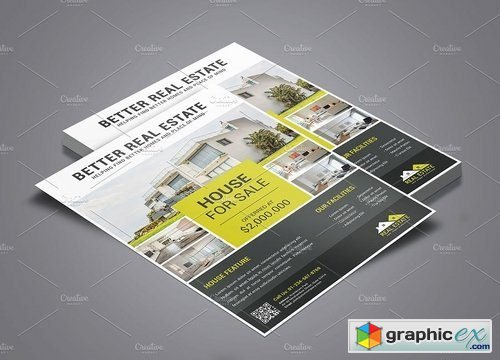 Real Estate Flyer V07