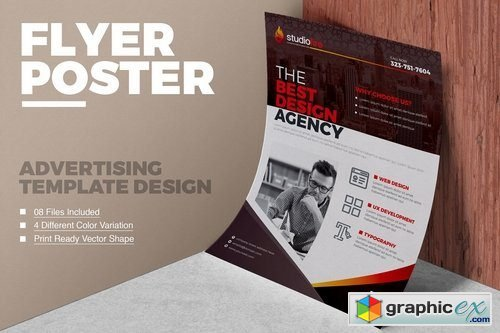 Flyer Template 2148818
