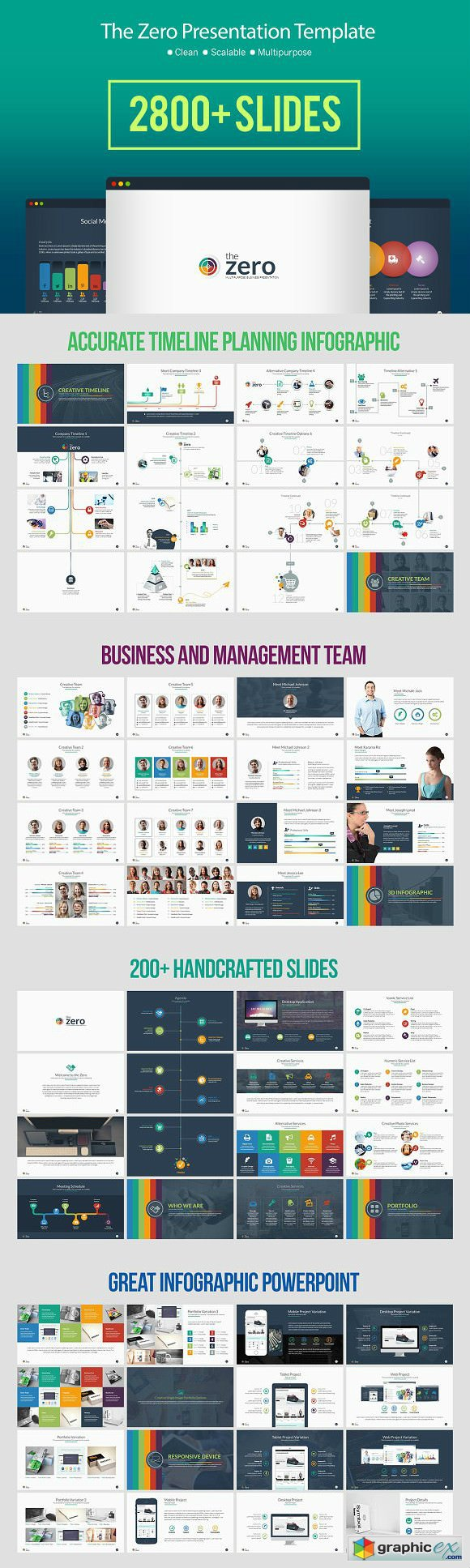 Business Infographic Keynote