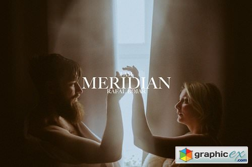 Meridian Presets - Rafal Bojar Presets for Lightroom