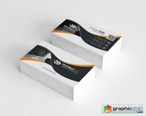 Modern Business Card 2205451