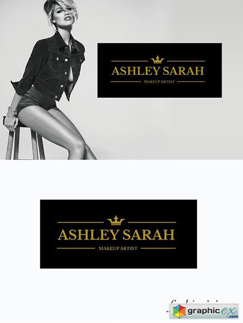 Logo Template, Premade Fashion Logo 2219854