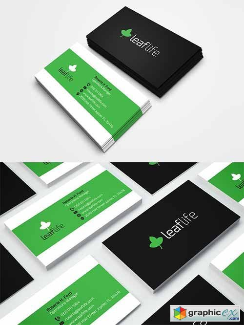 Corporate Business Card 1 2246617