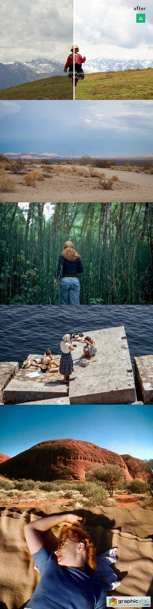SDCOfilm - Kodak Kodachrome Lightroom Presets » Free