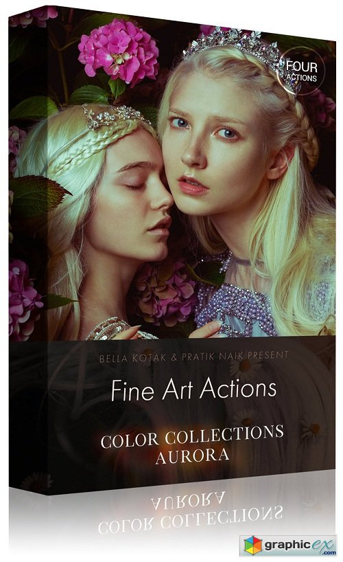 Fineartactions - Color Collections: Aurora