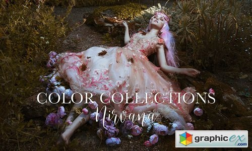 Fineartactions - Color Collections: Nirvana