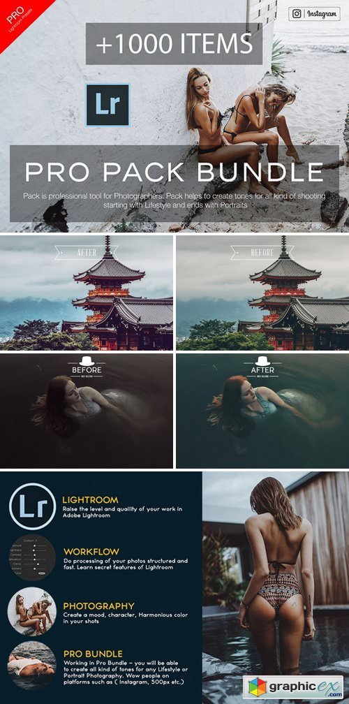 Photography Bundle Lightroom Presets