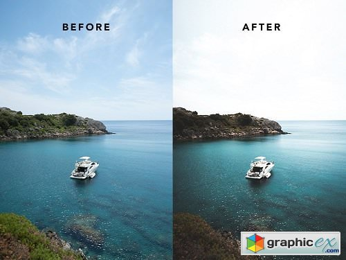 CMG RHODES Lightroom Preset