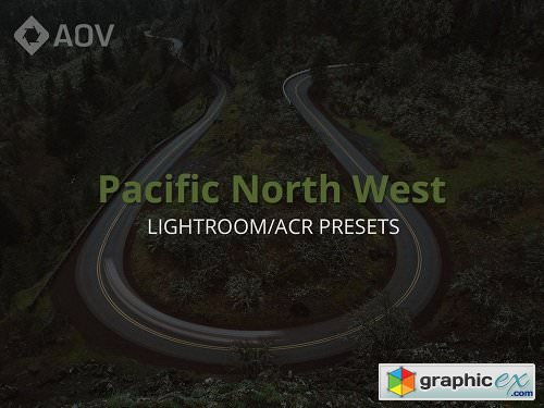 AOV X PNW Lightroom Presets