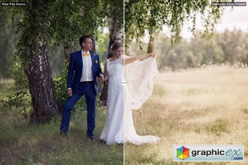 Gianluca Adovasio - One Click Lightroom Presets