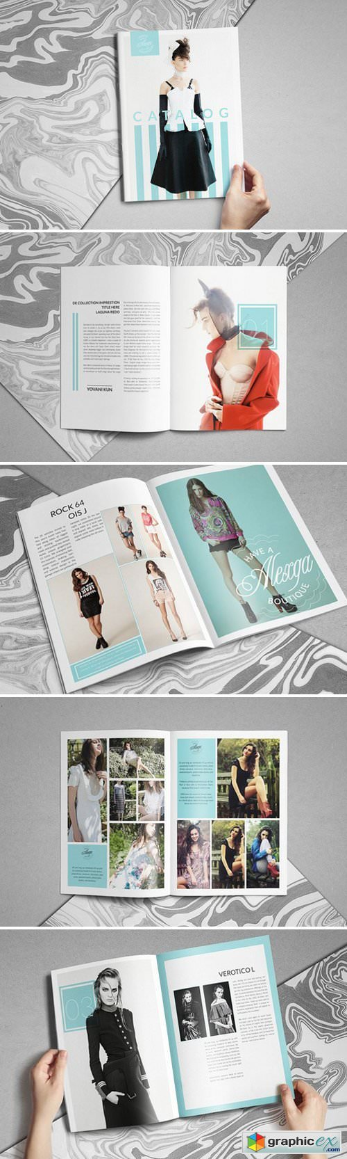 lookbook fashion catalog  u00bb free download vector stock
