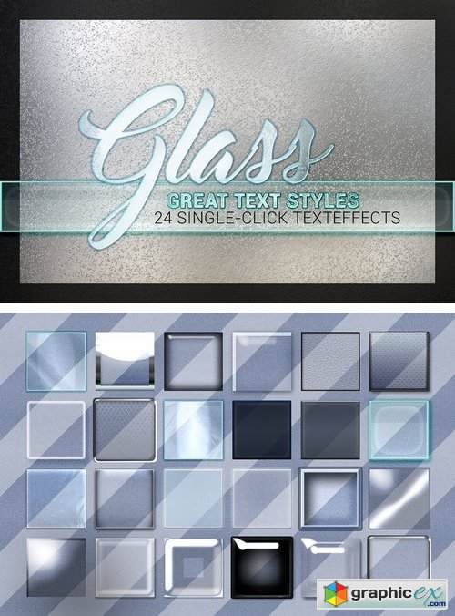 24 Styles Glass Collection 187 Free Download Vector Stock