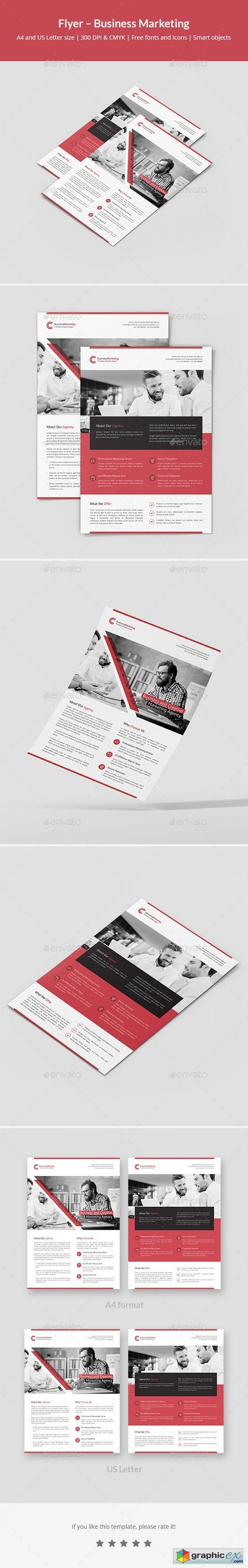 Flyer � Business Marketing