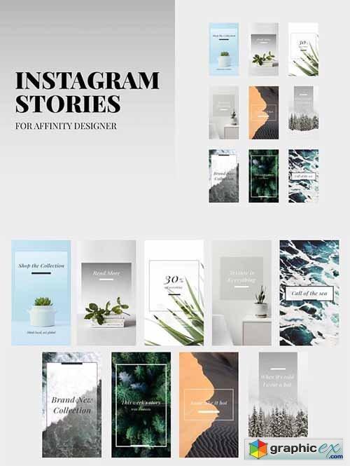 Instagram stories 2334778 » Free Download Vector Stock Image