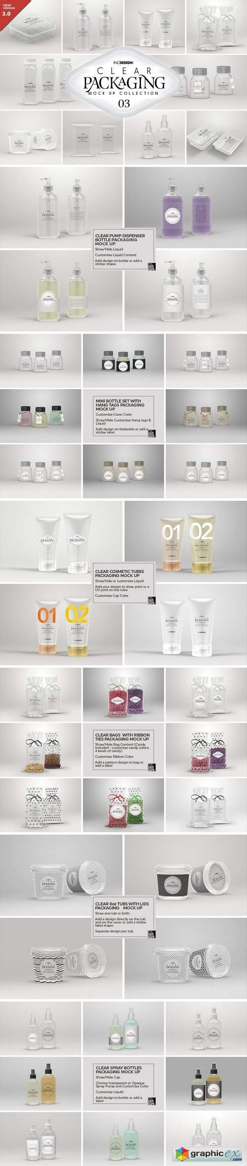 03 Clear Container Packaging MockUps