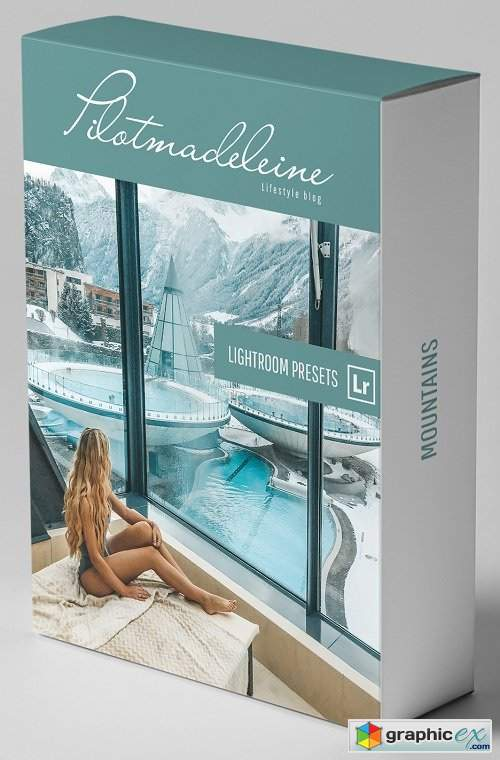 pilot madeleine mountains lr preset pack  u00bb free download