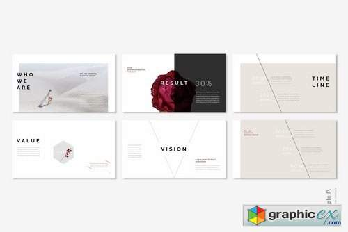 oriental powerpoint template 187 free download vector stock