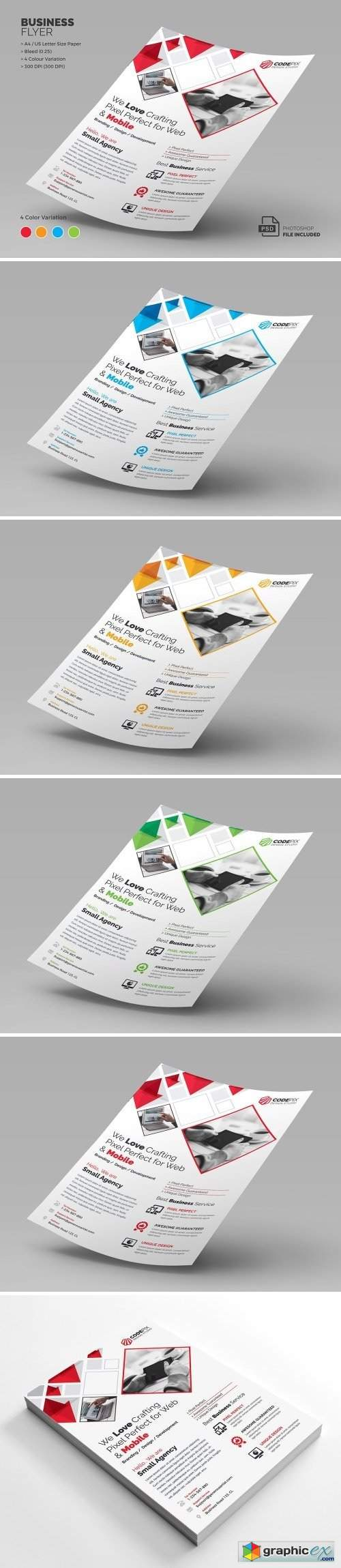 Business Flyer 2091585