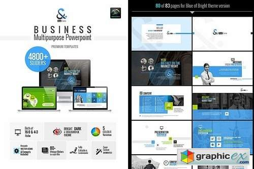 Business Multipurpose Powerpoint
