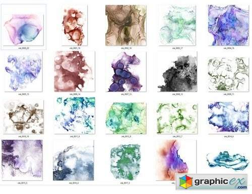 Liquid Ink Overlays