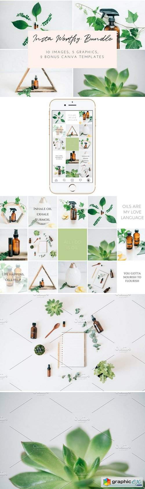 Styled Photos | Wellness 3