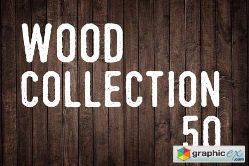 Wood Collection I