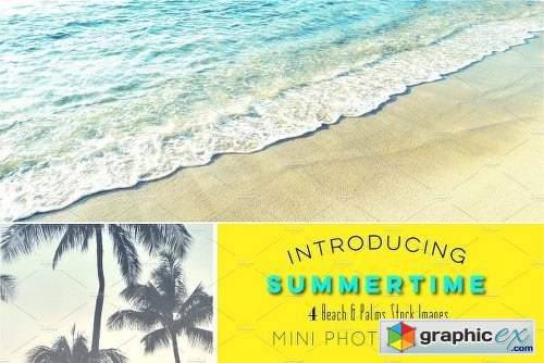 Summertime 4 Hi-Res Photo Bundle