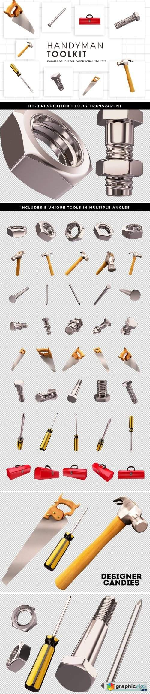 The Handyman Toolkit