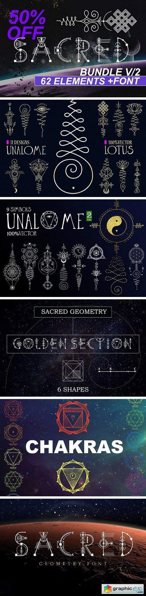 Sacred Bundle v.2