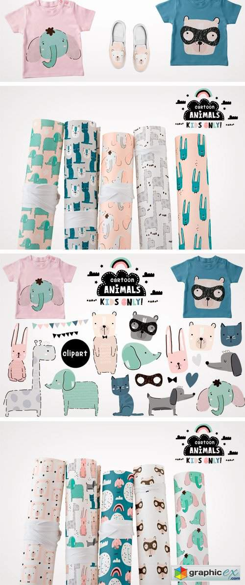 Creative Animals Collection