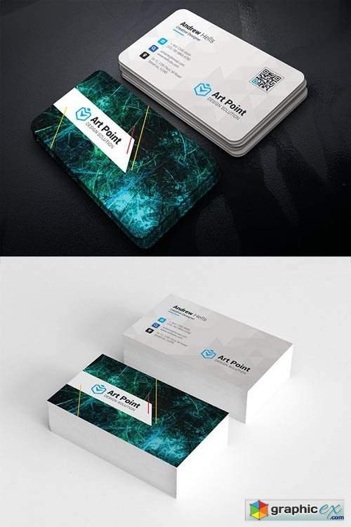 Background Business Cards