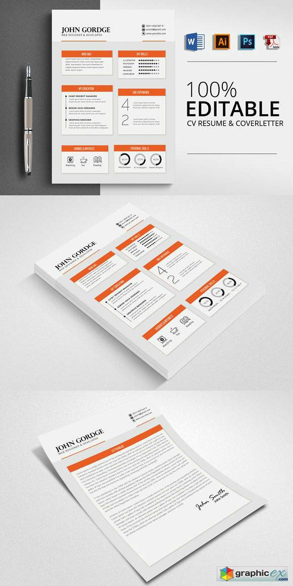Office Word CV Resume